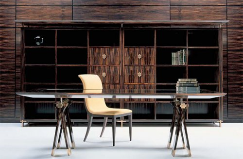 Кабинеты высокой моды | Купить мебель для кабинета руководителя в ...